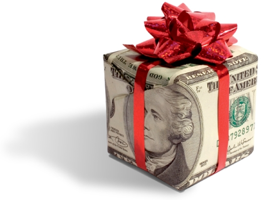 Etiquette Of Giving Cash As A Wedding Gift Everafterguide