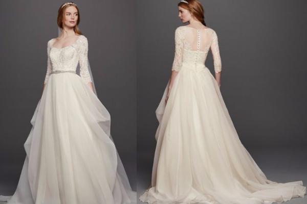 A Timeless Classic: Ball Gown Wedding Dress