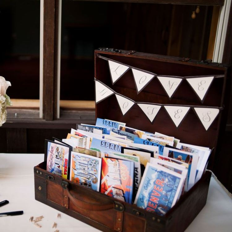Sign Me 20 Creative Wedding Guest Book Ideas Everafterguide