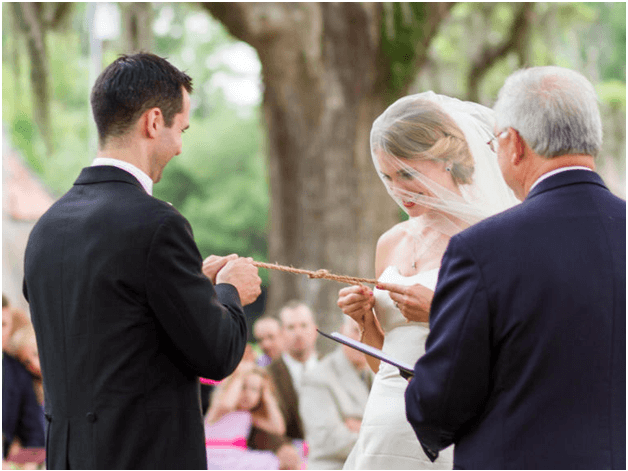 Non Traditional Wedding Ceremony Ideas