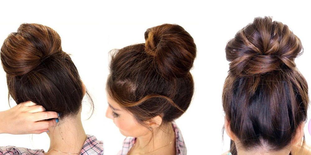 18 Creative And Unique Wedding Hairstyles For Long Hair: 30 Best Wedding Bun Hairstyles