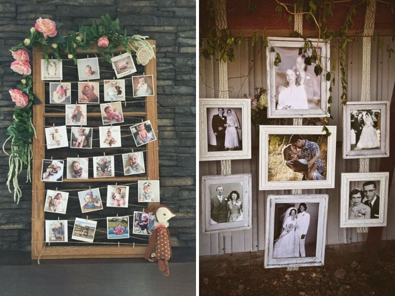 Wall Decoration For Engagement : Best wedding wall decoration ideas everafterguide