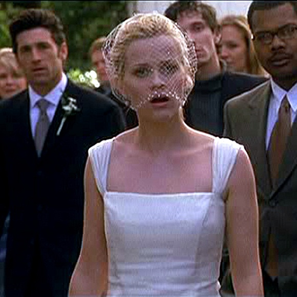 runaway bride wedding dress and other classical movie