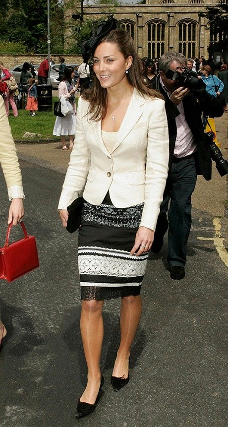 Learn From Kate Middleton Wedding Guest Attires