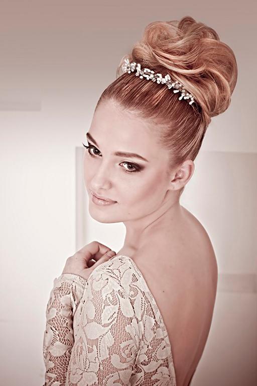 Sensational 30 Best Wedding Bun Hairstyles Everafterguide Hairstyle Inspiration Daily Dogsangcom