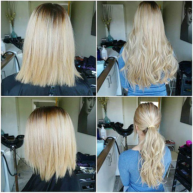 A comprehensive guide for hair extensions white girl