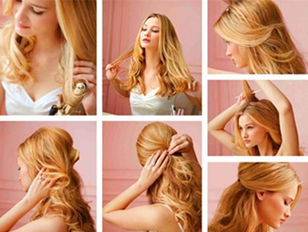 Superb 15 Best Half Up Half Down Bridal Hairstyles Everafterguide Short Hairstyles Gunalazisus