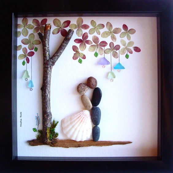 wonderfully made artwork a painting for bedroom or a little sculpture ...