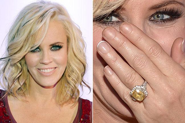 20 celebrity engagement rings that speak for love worship