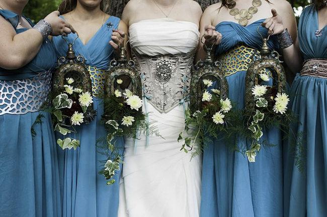 Fantasy Come To Life: Game Of Thrones Wedding Theme
