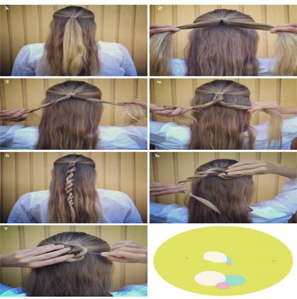 15 Stylish Half Up Half Down Tutorials: 15 Best Half Up Half Down Bridal Hairstyles