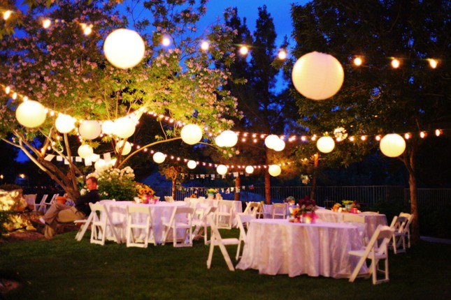 just imagine having your wedding ceremony in your backyard and comfort of your own home there are tons of ideas for having a backyard wedding backyard wedding ideas