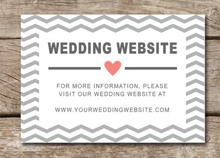Wedding Gift For Non Registered Couple : Registry Cards for Wedding: Etiquettes to FollowEverAfterGuide