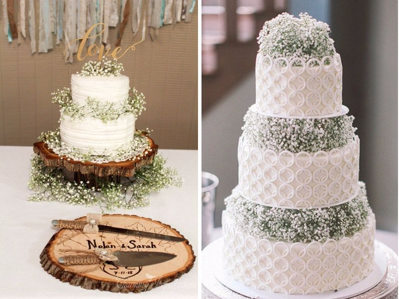 How Long Will Fresh Flowers Last On A Wedding Cake