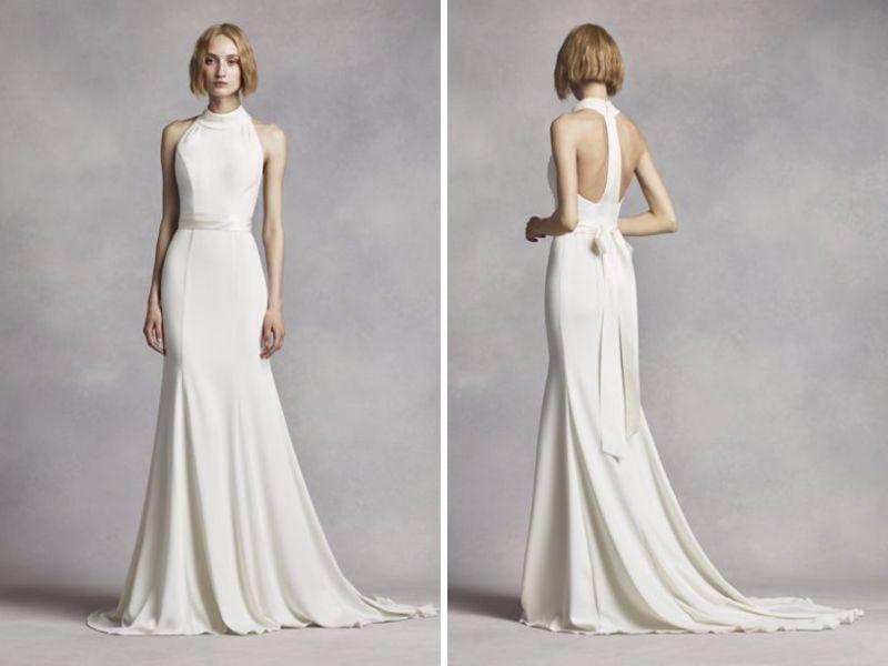 Halter Wedding Dresses Basics And Recommendations