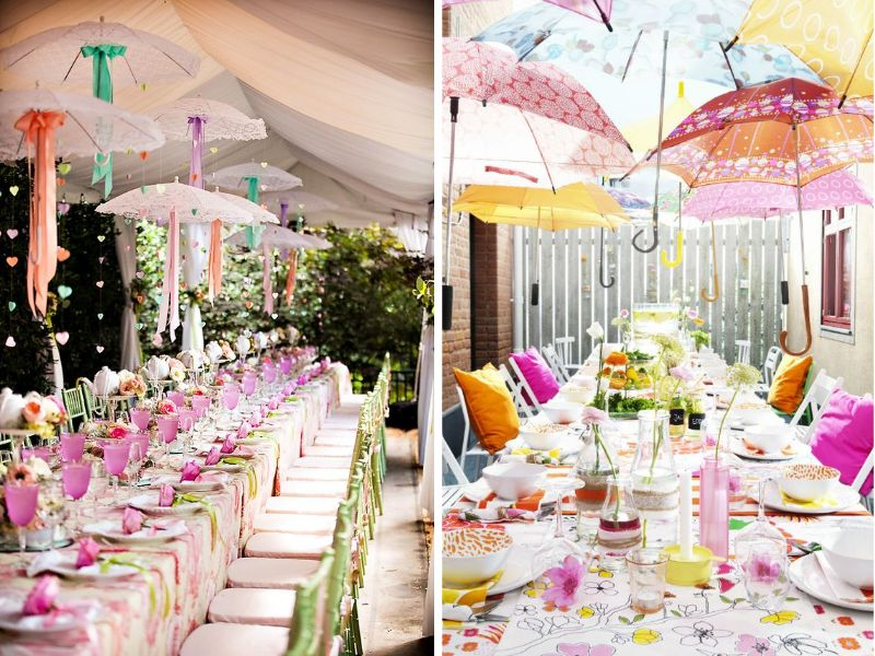 decorated umbrellas for weddings stunning ideas for wedding ceiling decorations 3345