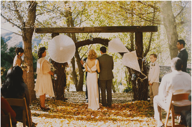 Non Traditional Wedding Ceremony: Events And Ideas