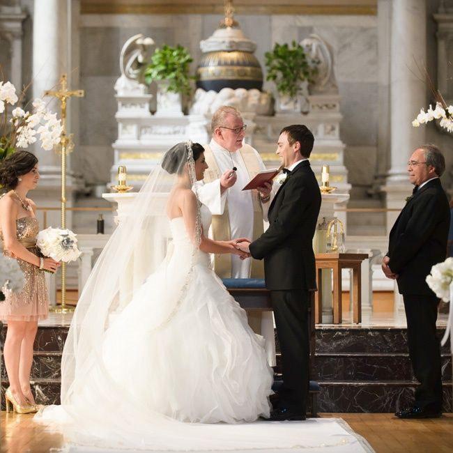 Catholic Wedding Vows: Catholic Wedding Timeline