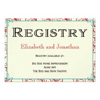 Wedding Registry Gift Cards Only : when you don t need gifts there is no need to bring us a gift your ...