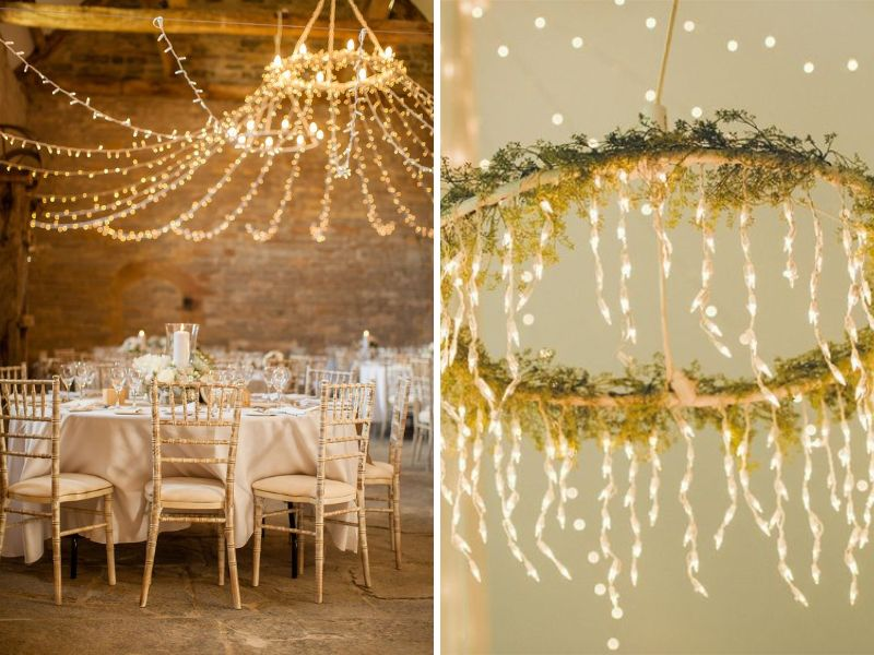 Stunning ideas for wedding ceiling decorations for Where can i buy wedding decorations
