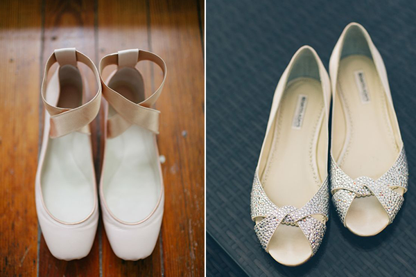 The Best Flat Wedding Shoes