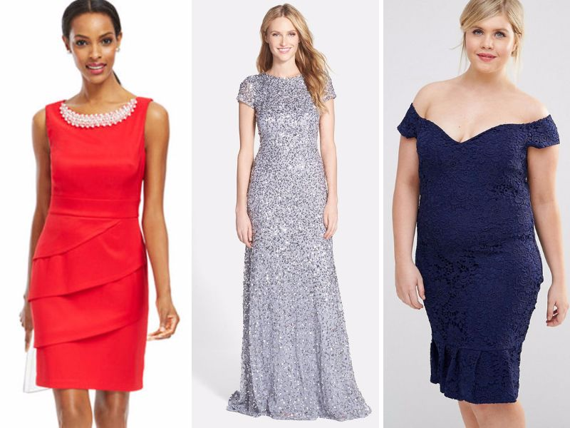 What to wear to a wedding reception for both men and for Cute dresses to wear to a fall wedding