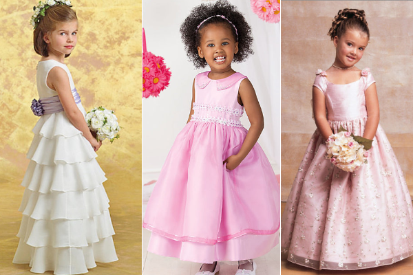 Flower Girl Dress Patterns: Where to Look - EverAfterGuide