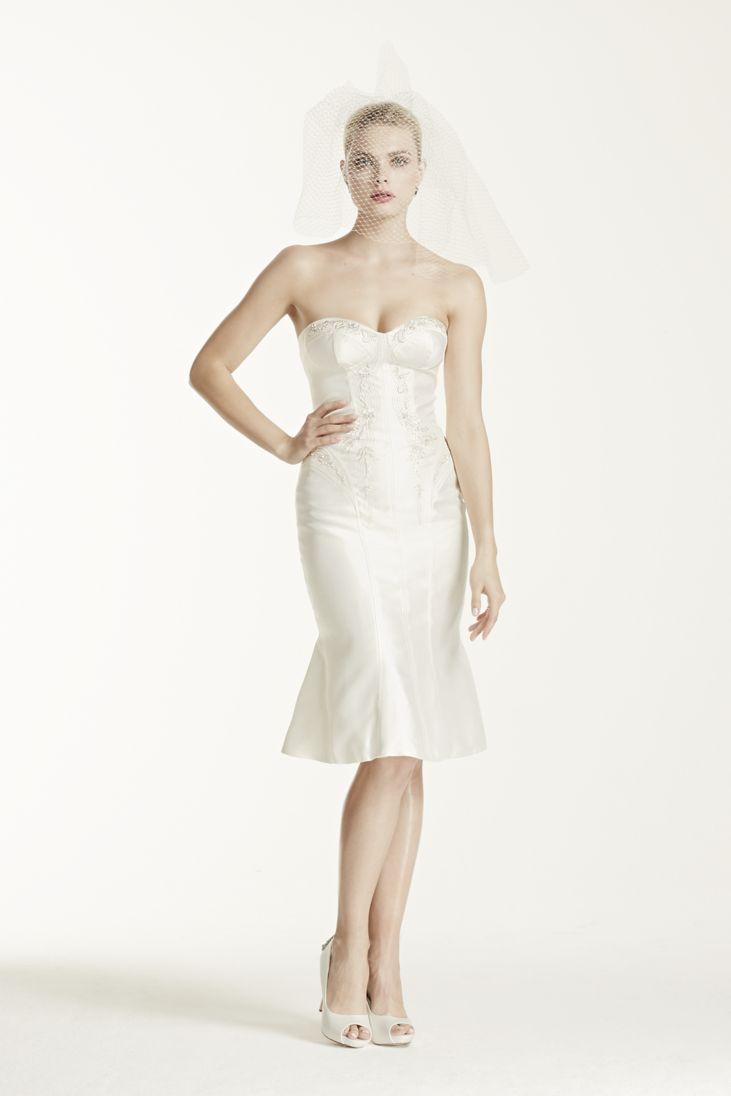 30 Best Recommendations of Short Wedding Dresses ...