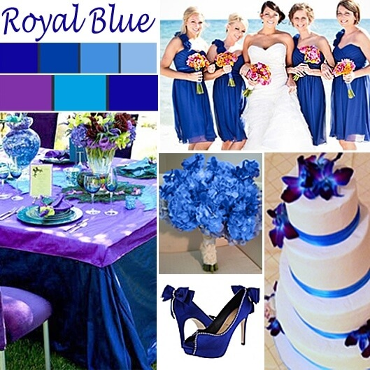 10 Of The Best Colors That Go With Royal Blue Everafterguide