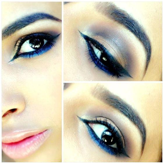 Makeup Tips For Wearing Royal Blue Dress Everafterguide
