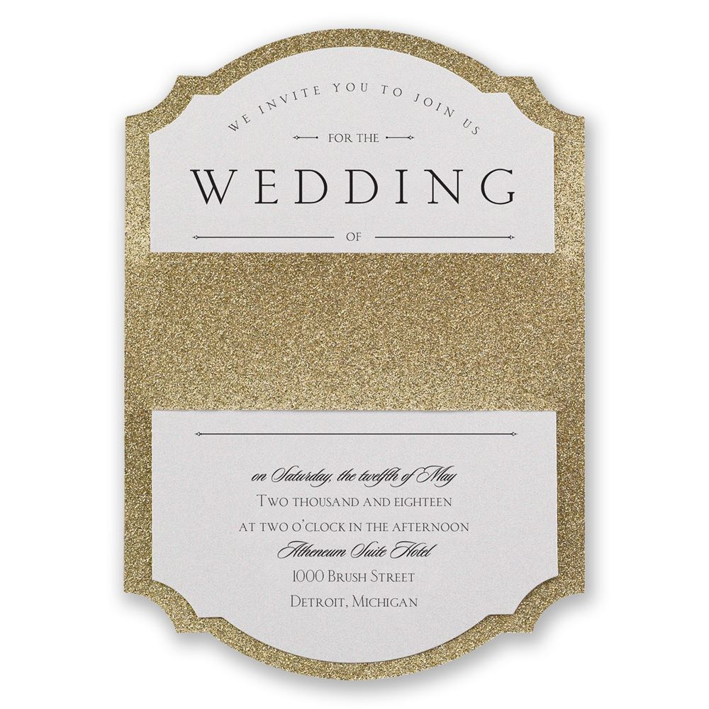 Words For Wedding Invites: Wedding Invitation Wording Ideas