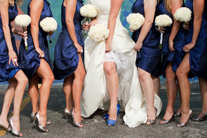 What color shoes to wear with purple dress for bridesmaids for What color shoes with navy dress for wedding