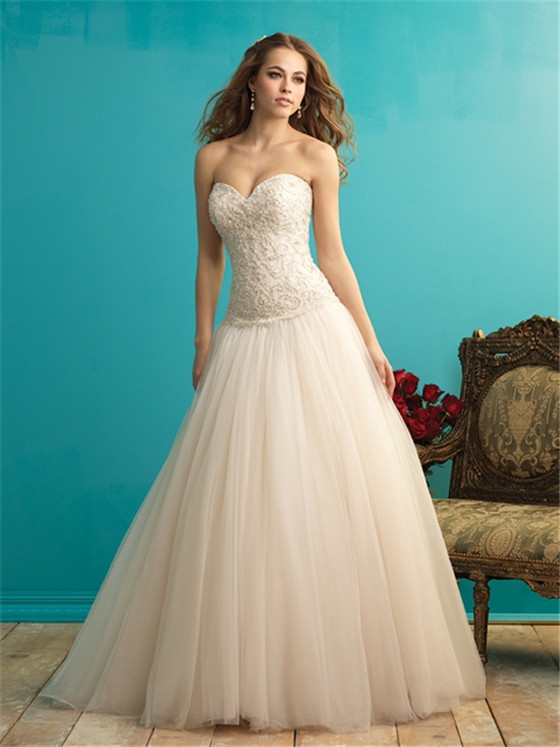 Best Wedding Dresses For A Large Bust : Wedding dresses for big busts tips and top picks