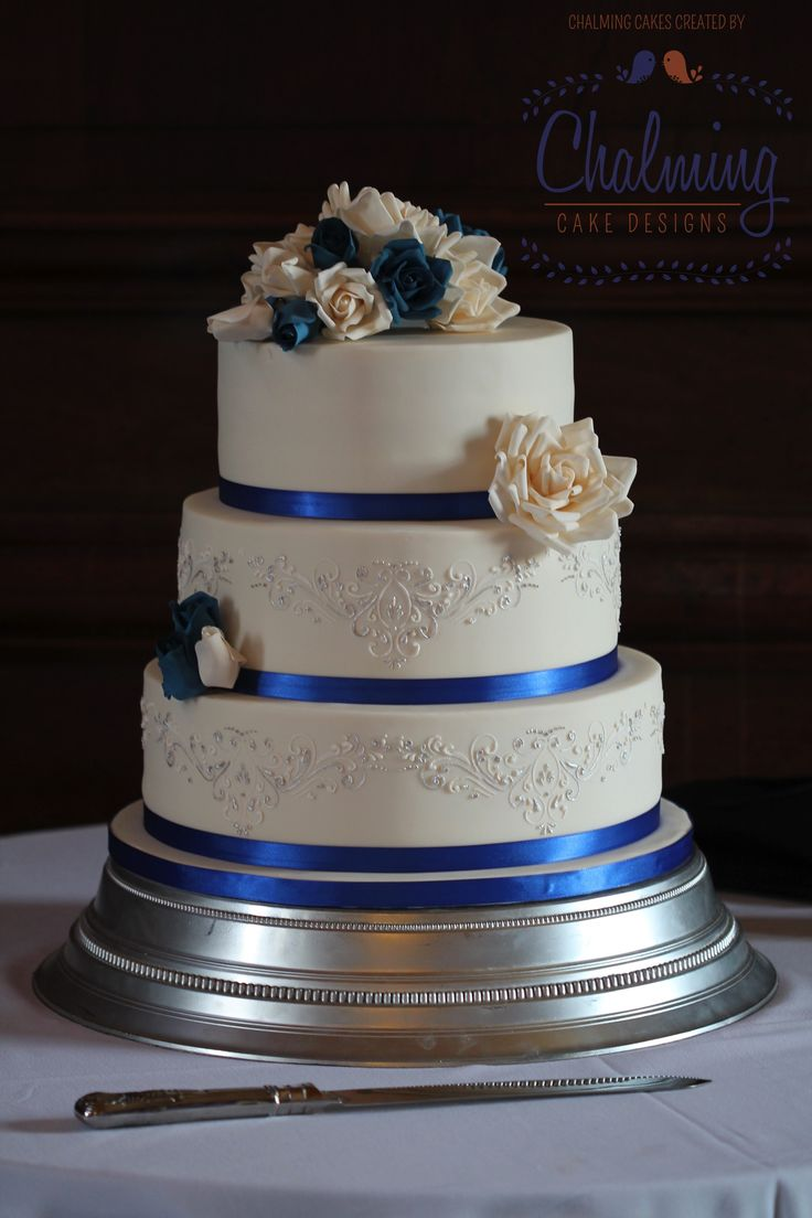 baby blue and silver wedding cakes 10 of the best colors that go with royal blue everafterguide 10993